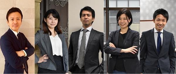 一橋ビジネススクール経営管理専攻板橋チームのメンバー